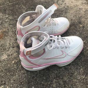 Nike Shoes - ‼️SOLD‼️ 2006 Nike Huarache 2K4 white / pink